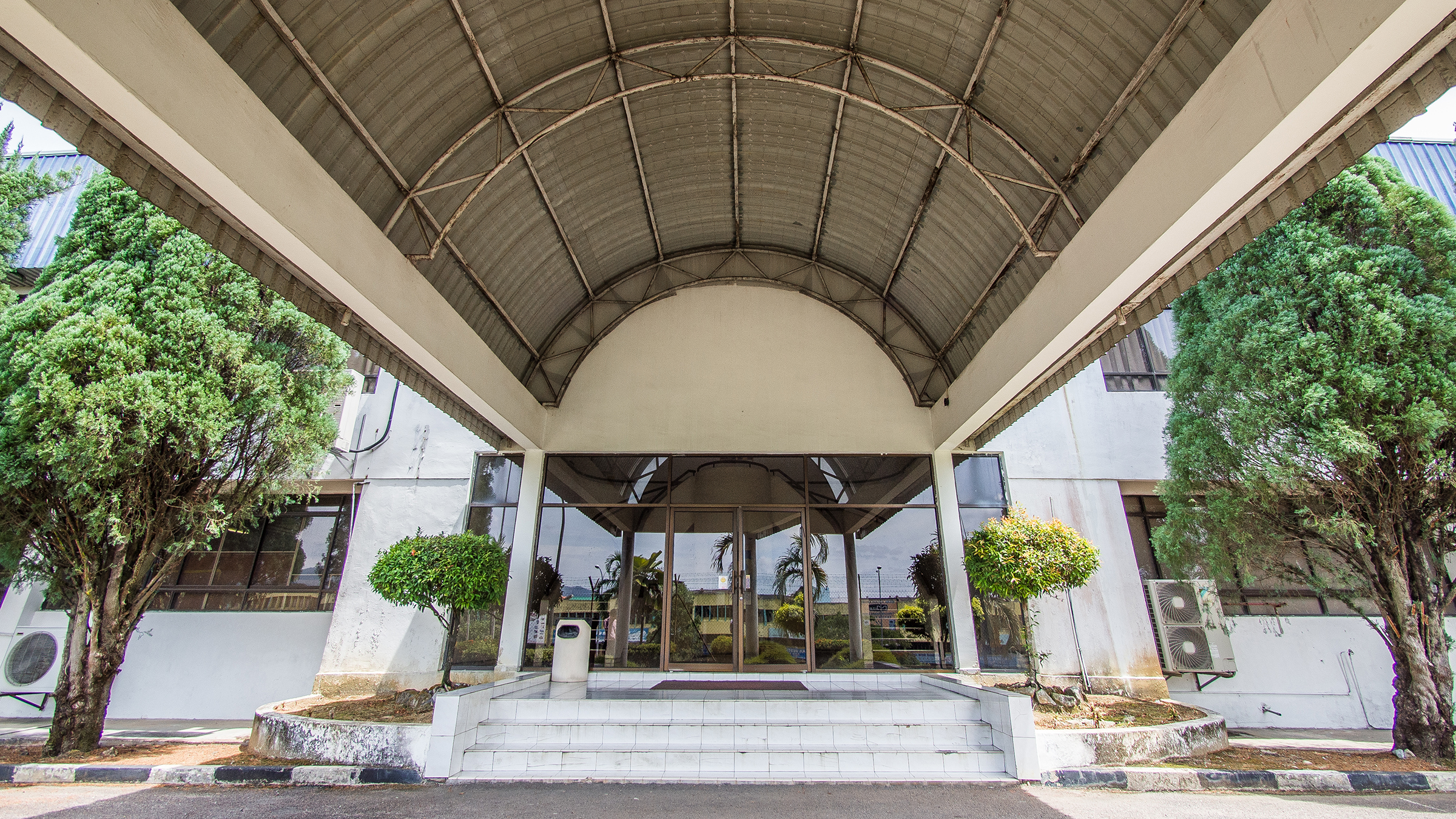 Kulai Factory Main Office Entrance